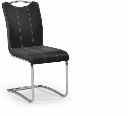 Halmar Jídelní židle K234 černá