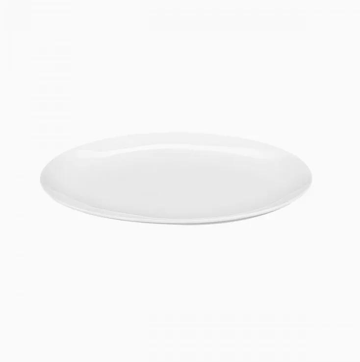 Lunasol - Servírovací tanier oválny 22 cm - Premium Platinum Line (490080)