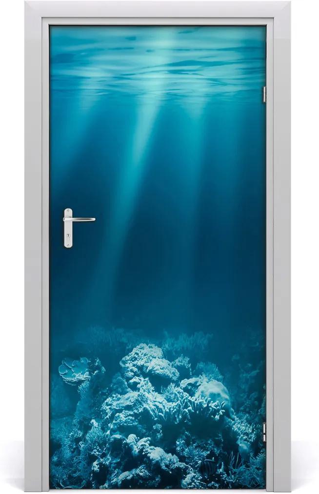 Fototapeta na dveře Podvodní svět