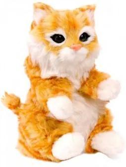 DR Hovoriaca mačka MIJA Svetlo hnedá