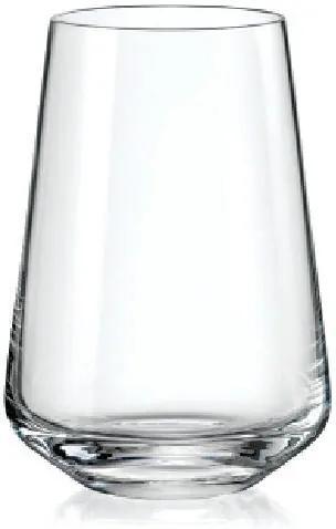 Bohemia Crystal Poháre na nealko nápoje a vodu Sandra 23013/380ml (set
