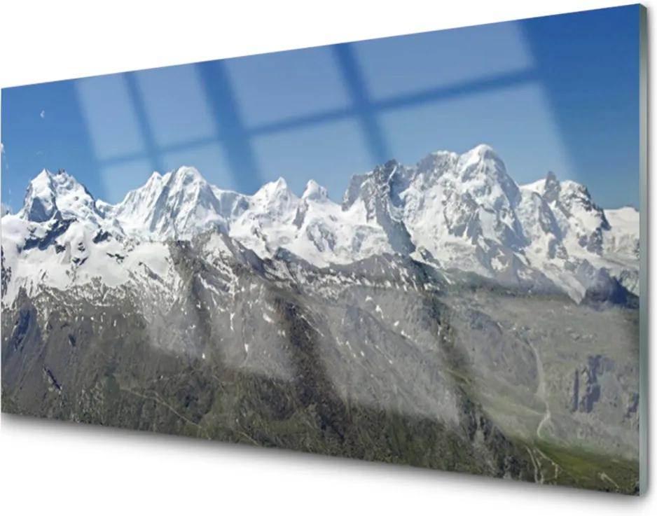 Obraz plexi Hory Sneh Príroda