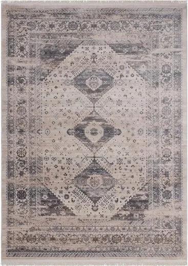 Lalee koberce Kusový koberec Vintage VIN 703 Silver - 200x290 cm
