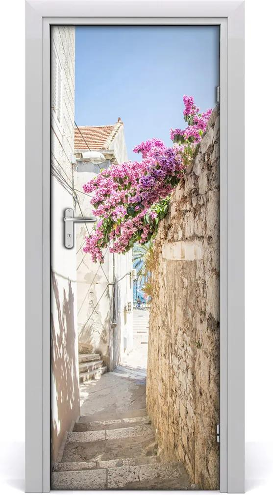 Fototapeta samolepící dveře Korčula