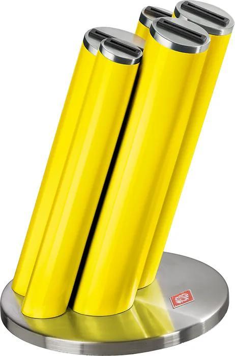 Wesco Blok na nože Pipe citrónový