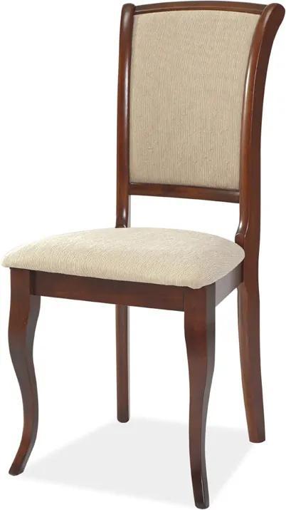 Najlacnejsinabytok Jedálenska stolička MN-SC, čerešňa antická T01