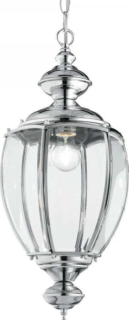 Ideal Lux 094786 luster Norma Cromo Big 1x60W | E27