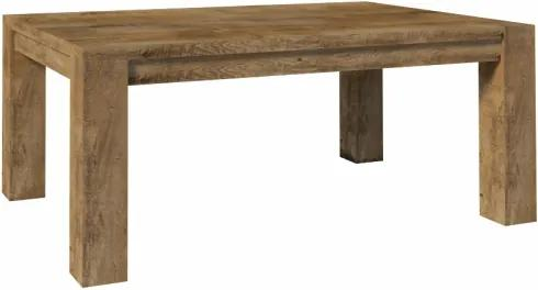 TEMPO KONDELA Nevada LN konferenčný stolík dub lefkas tmavý