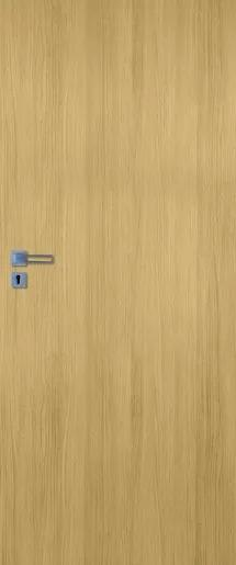 Interiérové dvere Naturel Ibiza pravé 60 cm brest IBIZAJ60P