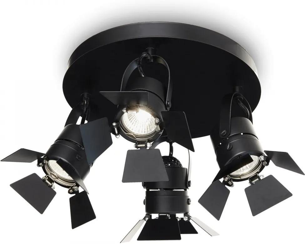 Ideal Lux 095707 stropné svietidlo Ciak 4x50W | GU10