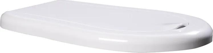Kerasan Retro 109401 WC sedátko, termoplast, biele