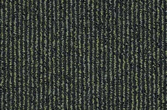 Vorwerk Metrážový koberec Strada 4E56 zelený - Rozměr na míru bez obšití cm