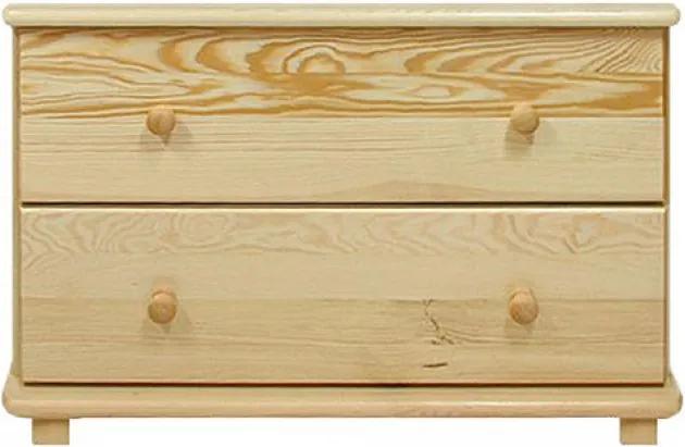 AMI nábytok komoda č.19 hloubka 47 borovice