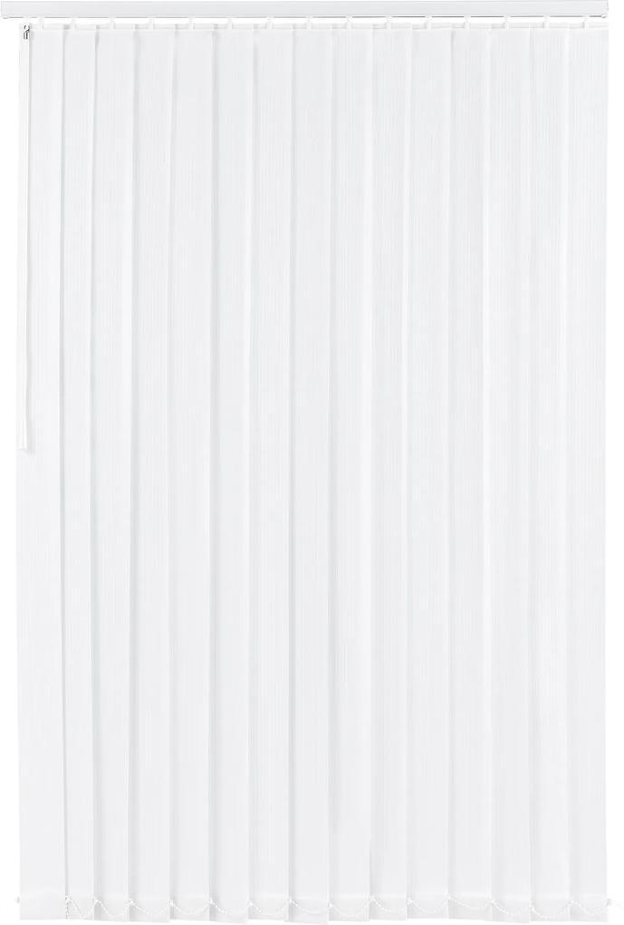 [neu.haus]® Vertikálne žalúzie - tienenie - 120x250 cm - biele
