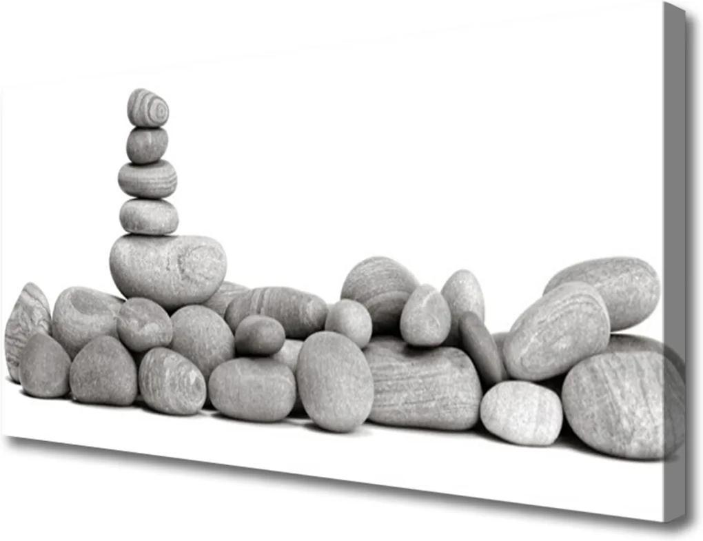 Obraz na plátně Sklenený Kamene Umenie