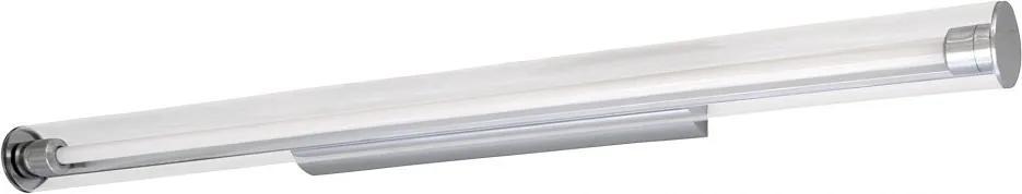 Rábalux 5850 Nástenné Kúpeľňové Lampy Paula chróm kov G5 T5 1x21W 1891lm 4000K IP20 A+