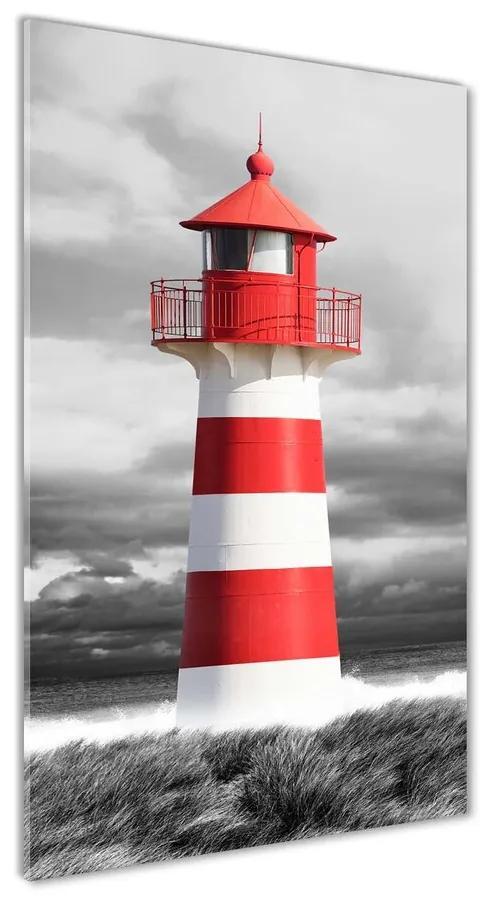 Foto obraz akrylové sklo Morský maják pl-oa-70x140-f-135715219