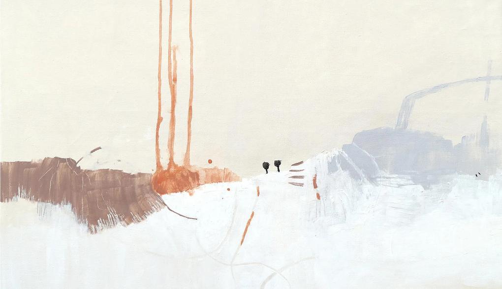 SCENERY – 100 x 100 cm