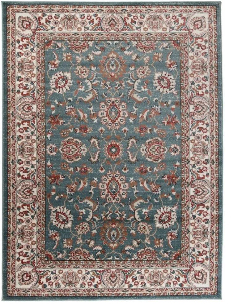 Kusový koberec Monako modrý, Velikosti 120x170cm