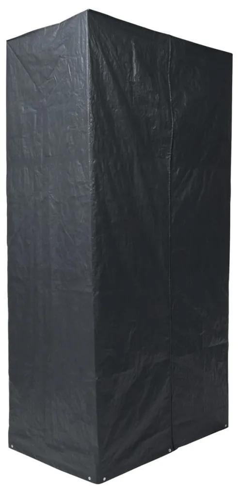 Nature Ochranný obal na murovaný gril z PE, 80x128x253 cm, 6030614