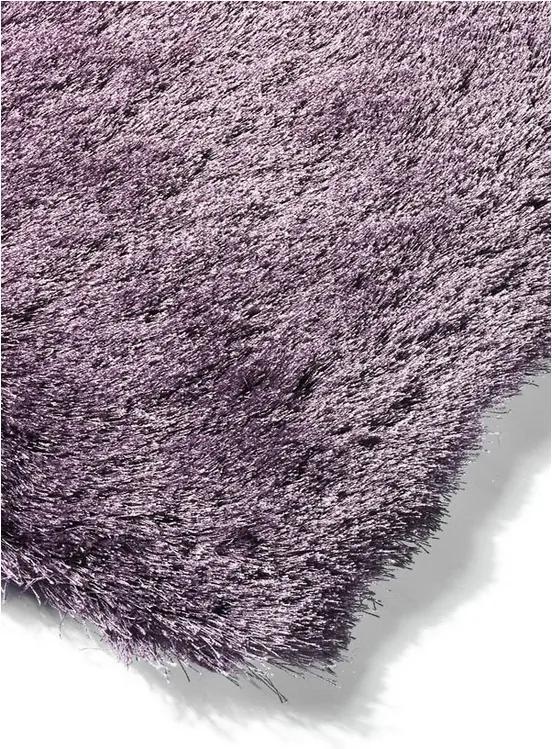 Masiv24 - Whisper 140x200cm - tmavofialová koberec