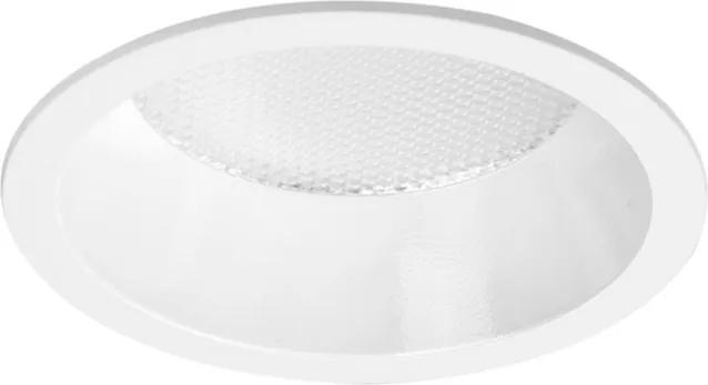 Trilum ARCH 235-1100839 Stropné zápustné svietidlo Zapustené LED sviet. PAN R, 5W, 3000K, 455lm, CRI85, IP44, Epistar, 90°, d90×H58mm, biela