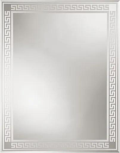 Zrkadlo s fazetou Amirro Meandry 64x82 cm 226-285