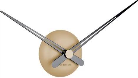 Nástenné hodiny Karlsson KA5838SB Little Big Time Mini Sharp 45cm