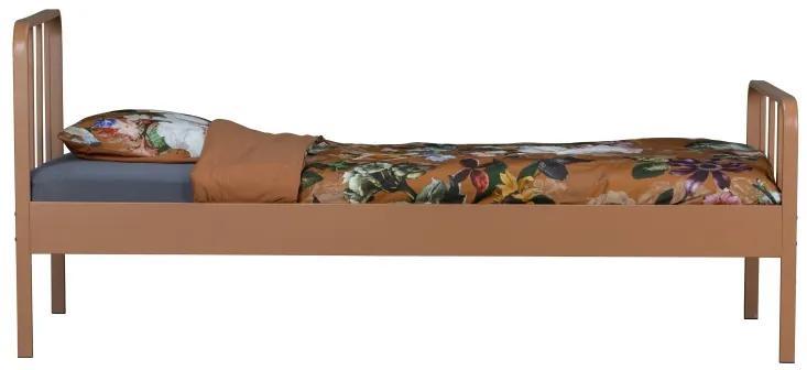 Mees posteľ oceľová 90x200