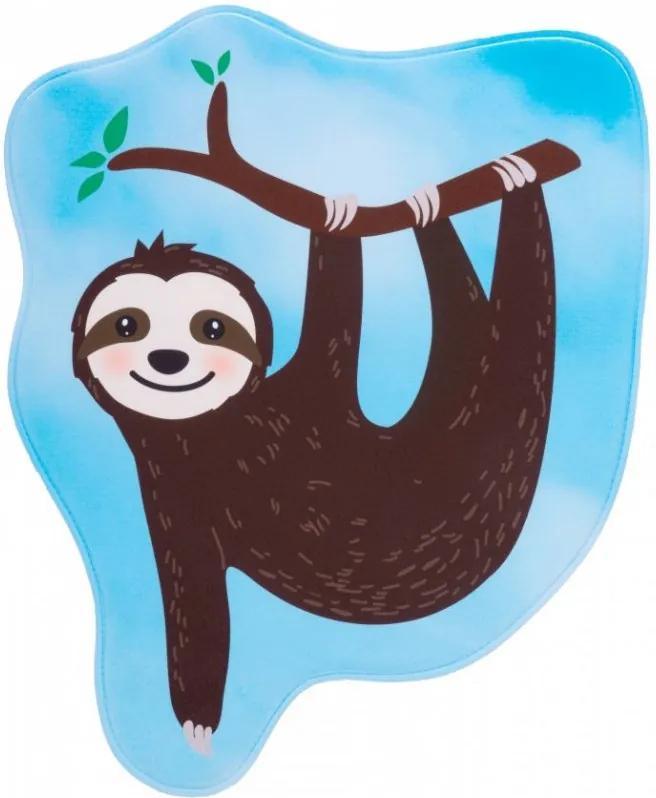 Obsession koberce Dětský kusový koberec Mila kids 145 sloth - 100x100 cm