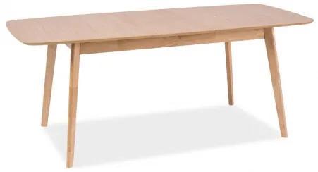 KODO DUB rozkladací  stôl 150-190 x 90 cm