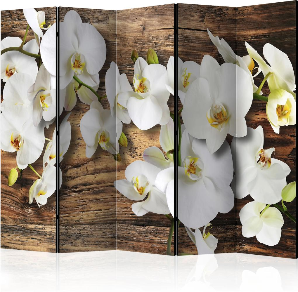 Paraván - Forest Orchid II [Room Dividers] 225x172 7-10 dní
