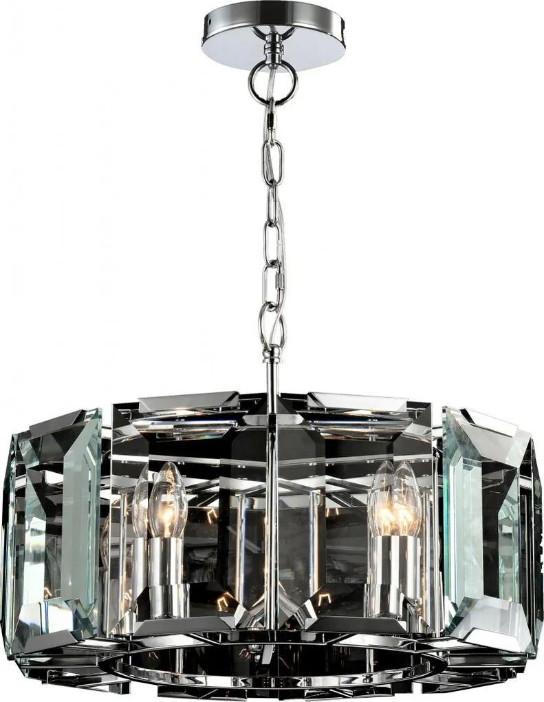 Luxera závesné svietidlo 61304 TUDOR 6xE14