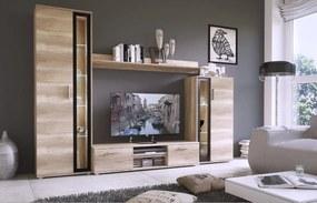Moderná obývacia stena BENNY