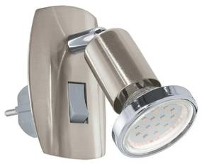 Eglo Eglo 92924 - LED svietidlo do zásuvky MINI 4 1xGU10-LED/3W/230V EG92924