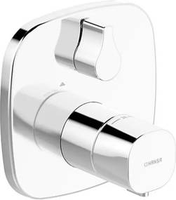 Sprchová batéria podomietková Hansa Living bez podomietkového telesa 81139572