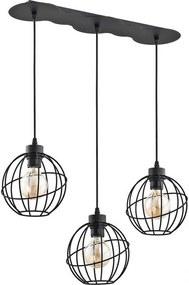 TK Lighting ORBITA BLACK 1627