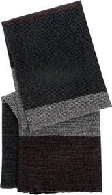 Osuška Terva 85x180, čierno-sivo-hnedá Lapuan Kankurit
