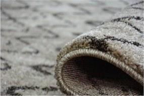 Kusový koberec flex krémový, Velikosti 80x150cm