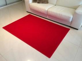 Betap koberce Kusový koberec Eton 2019-15 červený - 350x450 cm