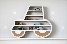 Polička Unlimited Design for kids Traktor