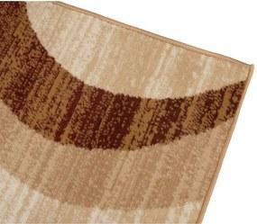 Kusový koberec PP Rex béžový 2, Velikosti 80x150cm