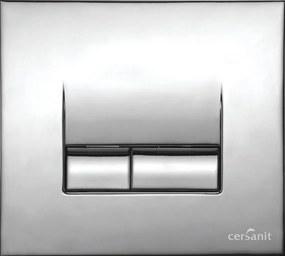 CERSANIT - TLAČÍTKO K SYTÉMU AQUA CHROME GLOSS S-3 (K97-120