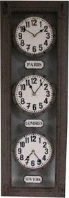 Hodiny Antic Line Paris London NY
