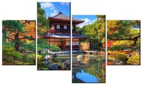 Tlačený obraz Farebná záhrada 120x70cm 1208A_4Z