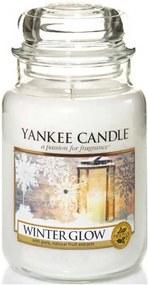 Yankee candle WINTER GLOW VEĽKÁ SVIEČKA 1342537E