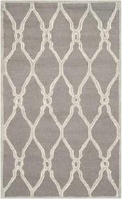 Vlnený koberec Augusta, 152 × 243 cm