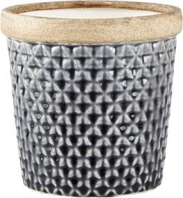 Kvetináč KJ Collection Ceramic Rustic