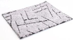 Metrážový koberec Symphony 93 Světle šedá - Rozměr na míru bez obšití cm