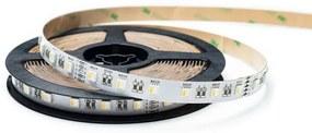 Ledco LED pás, 5050 SMD, 60pcs/m, 20W, IP00, RGB + 3000K, 24V, širka 12mm